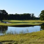 The Golf Club in New Albany Ohio is our favorite course!