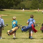Getting your kids started in golf
